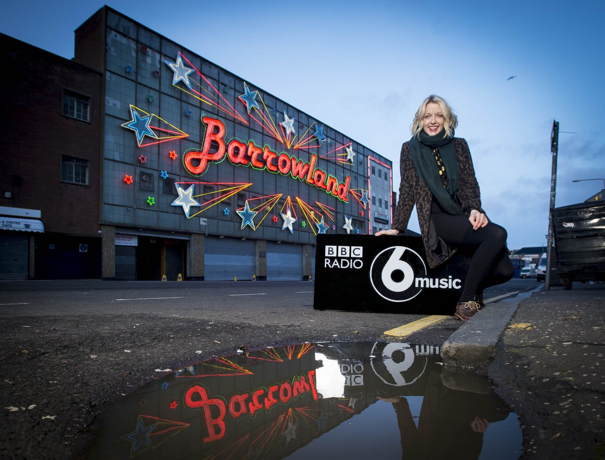 BBC 6 Music Festival Comes To Glasgow!