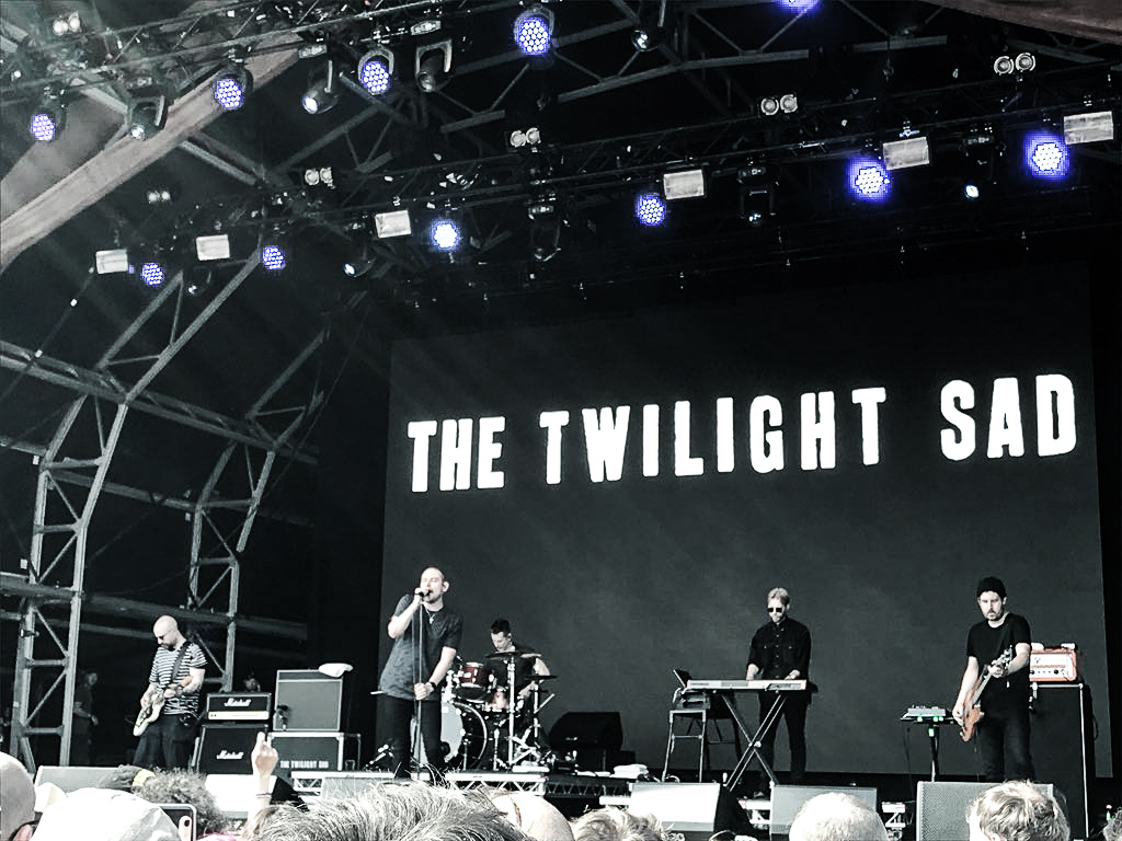 The Twilight Sad: 'I Won't Clip Your Wings'