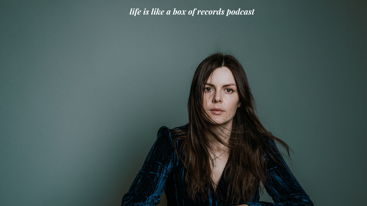 Life Is Like A Box Of Records: Jill Lorean