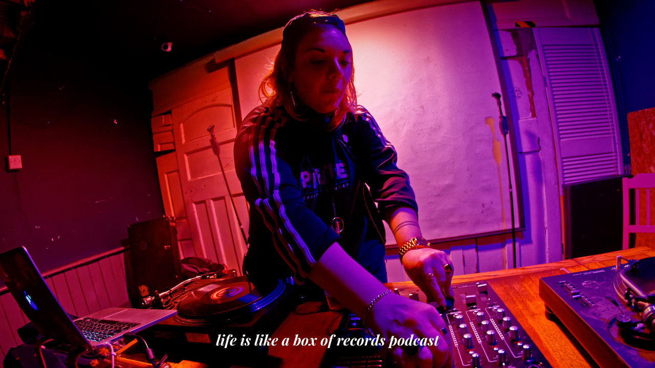 Life Is Like A Box Of Records: Roberta Pia