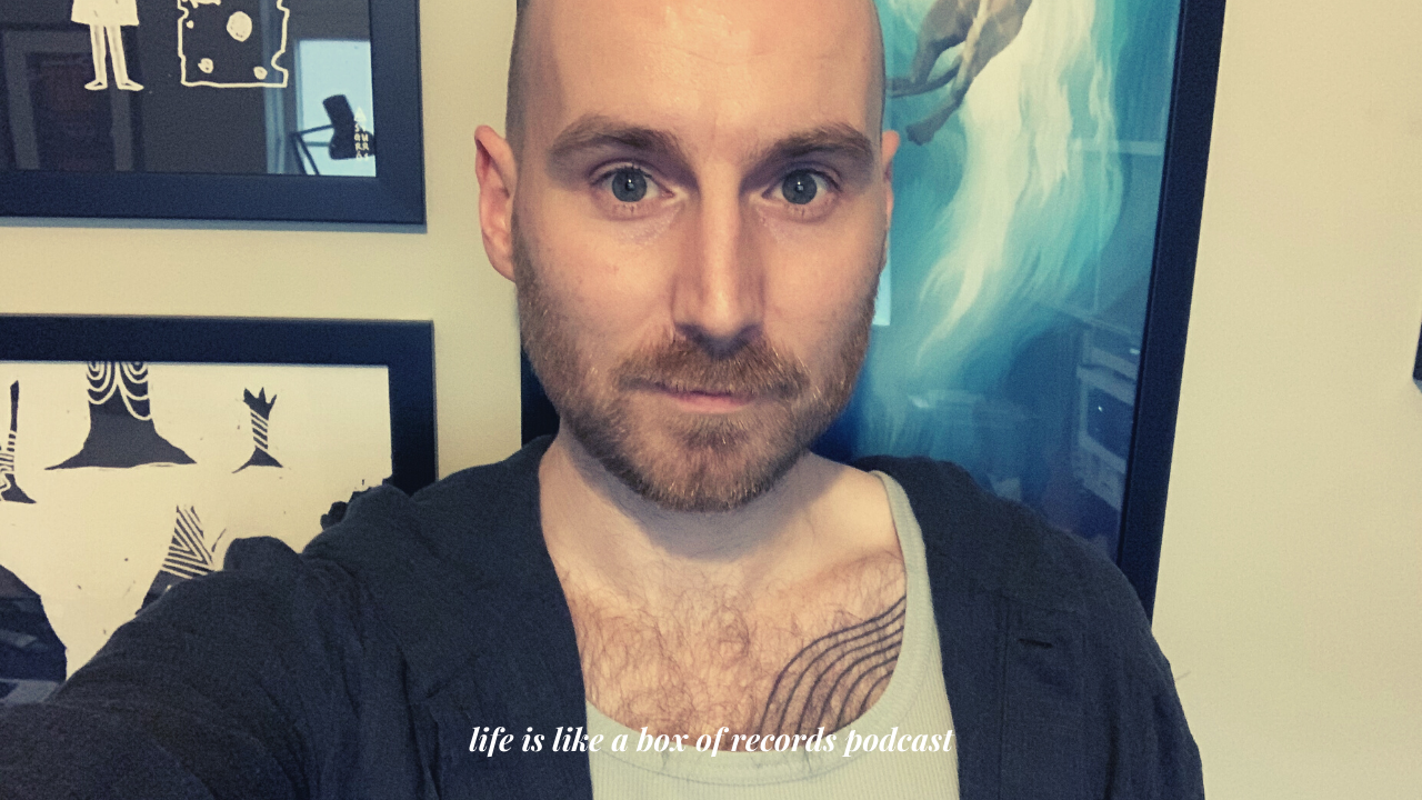 Life Is Like A Box Of Records: Neil Anderson